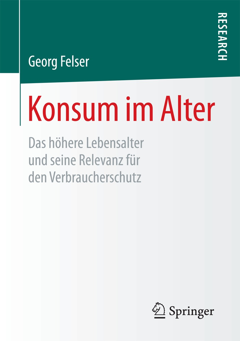 Cover Konsum Alter Springer Felser